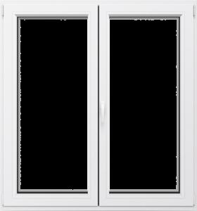 Простое окно VEKA