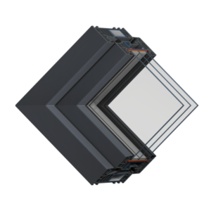 Энергоэффективное окно VEKA